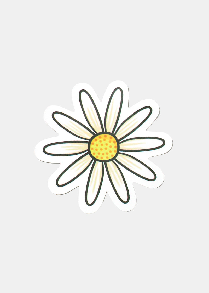 Official Key Items Sticker-Daisy