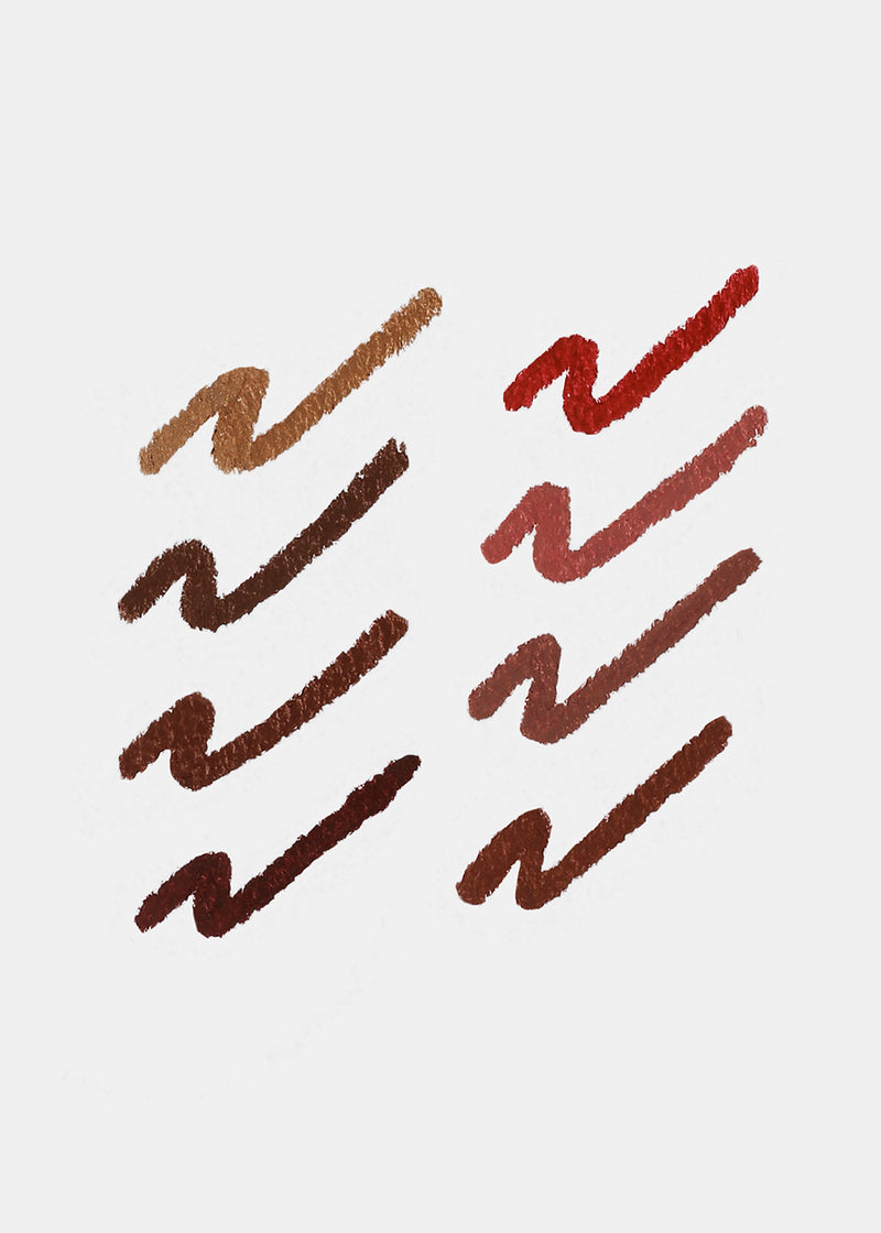 L.A. Colors - Auto Lipliner - Cafe