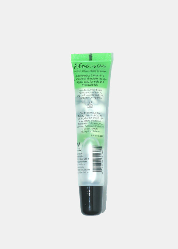 Beauty Treats Aloe Lip Gloss