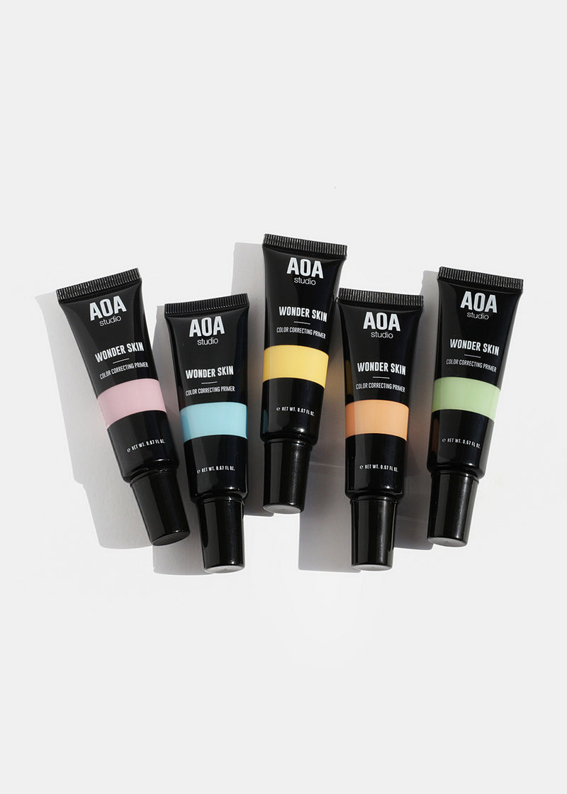 AOA Wonder Skin Color Correcting Primer - Purple