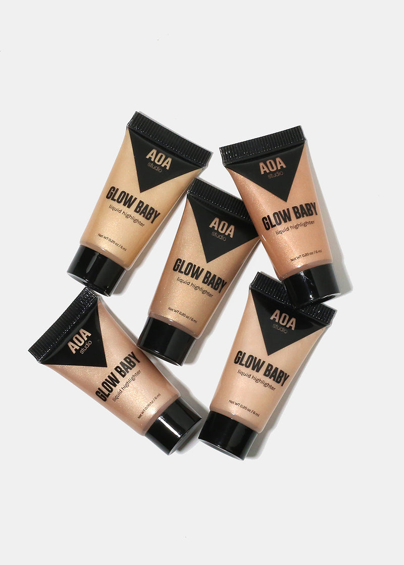 Paw Paw: AOA Glow Baby Liquid Highlighter Set