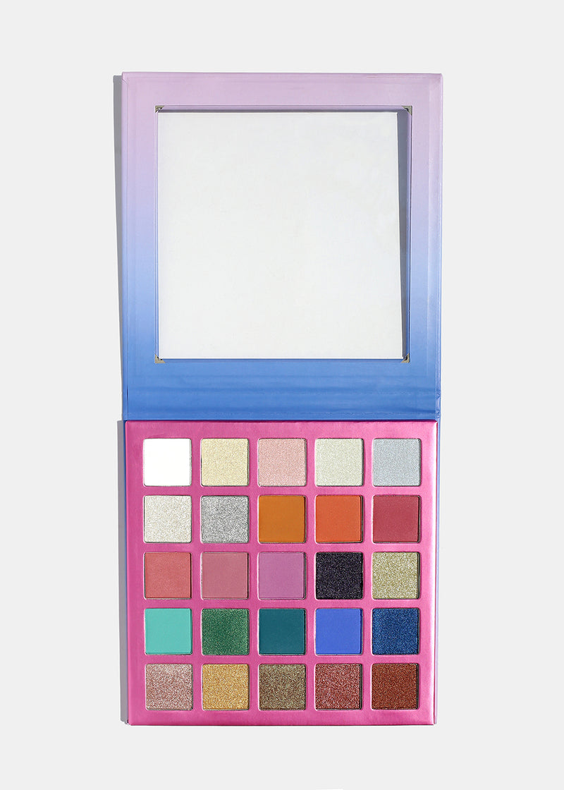 a2o 25-Color Eyeshadow Palette - Immersed