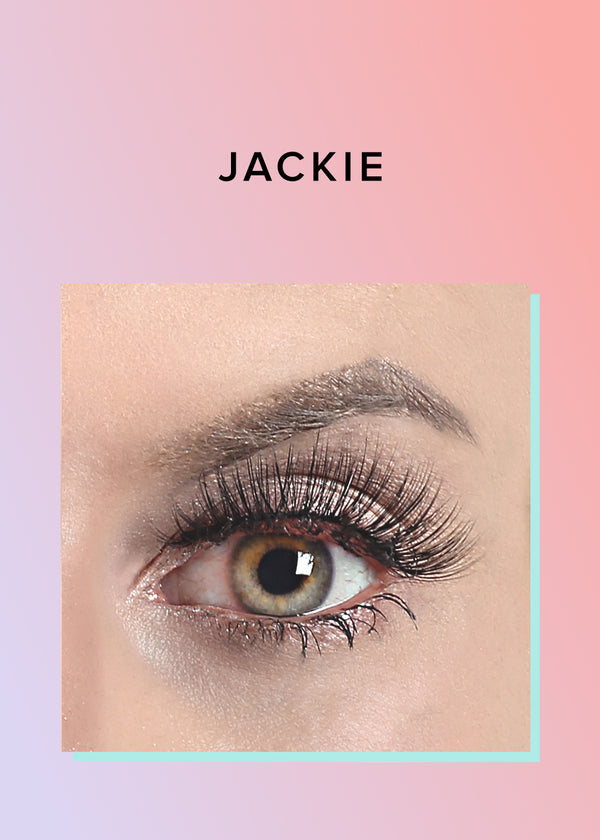 Paw Paw: 3D Faux Mink Lashes - Jackie