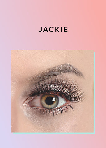Paw Paw: 3D Faux Mink Lashes- Jackie