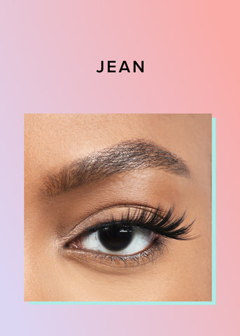 Paw Paw: 3D Faux Mink Lashes- Jean ($1 + Charity)