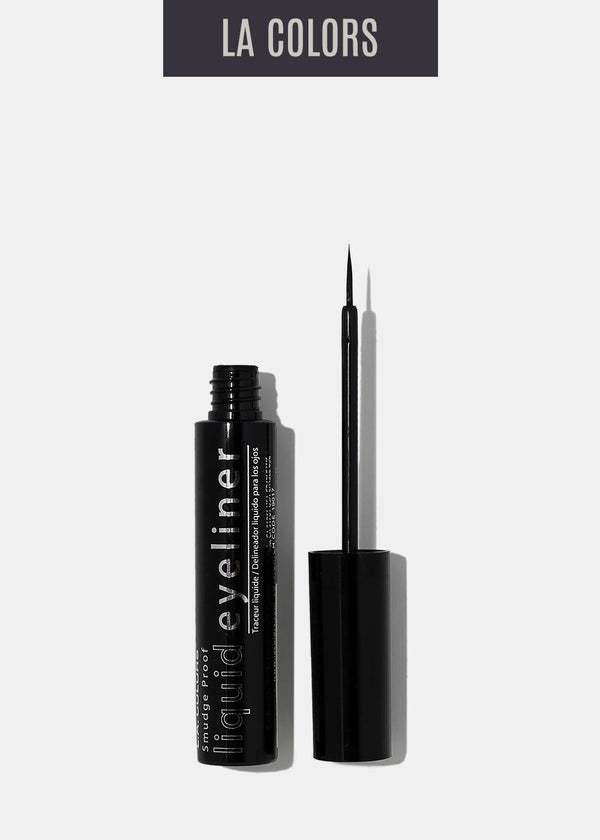 L.A. Colors - Liquid Eyeliner - Black