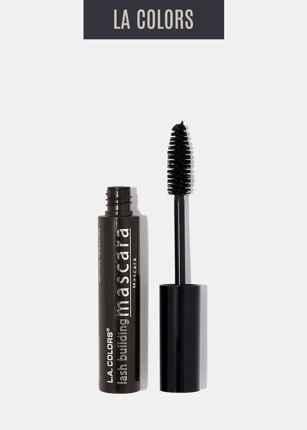 L.A. Colors - Mascara - Black Brown