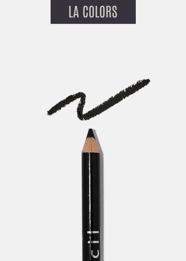 L.A. Colors - Eyeliner Pencil - Black Brown