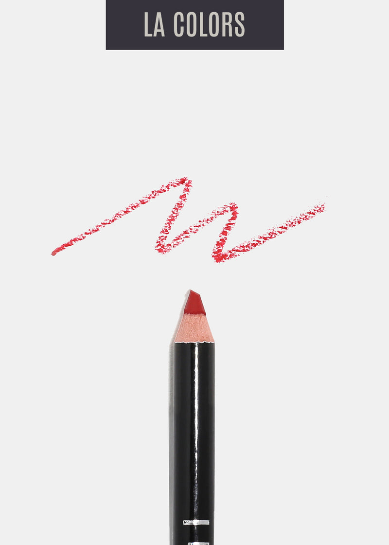 L.A. Colors - Lipliner Pencil - Forever Red