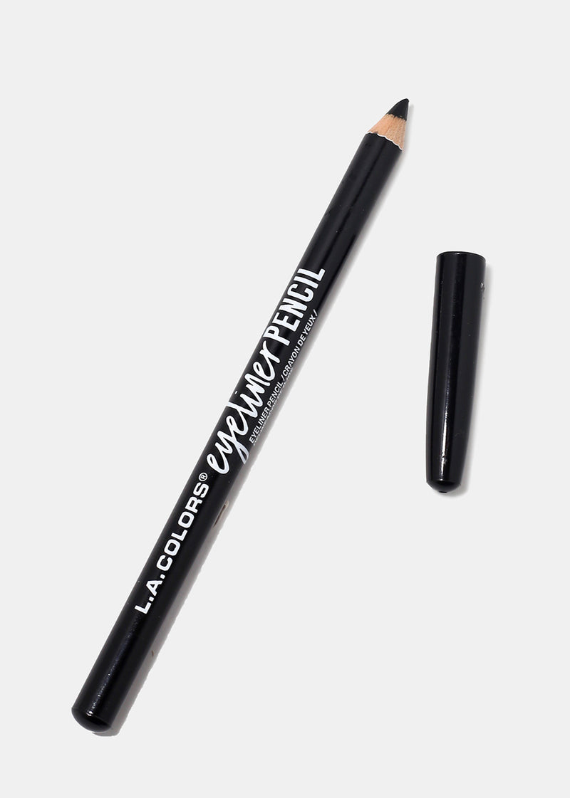 L.A. Colors - Eyeliner Pencil - Black
