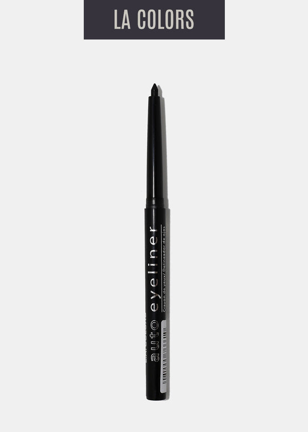 L.A. Colors - Auto Eyeliner - Black