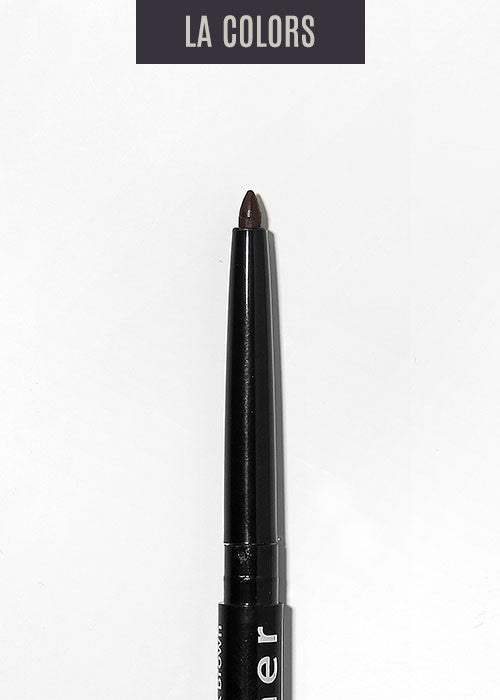 L.A. Colors - Auto Eye Pencil - Black Brown