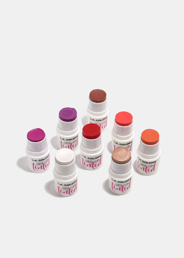L.A. Colors - Tinted Cheek & Lips - Bright