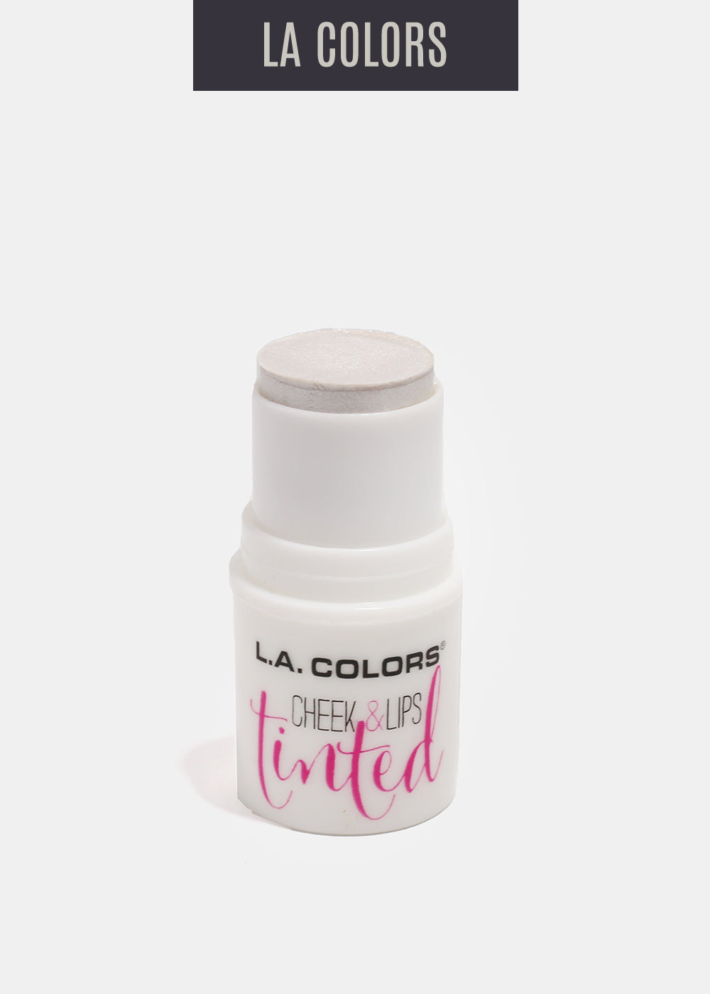 L.A. Colors - Tinted Cheek & Lips - Frosted