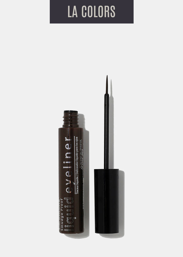 L.A. Colors - Liquid Eyeliner - Brown