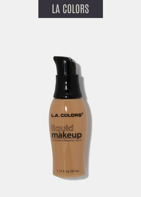 L.A. Colors - Foundation - Creamy Beige