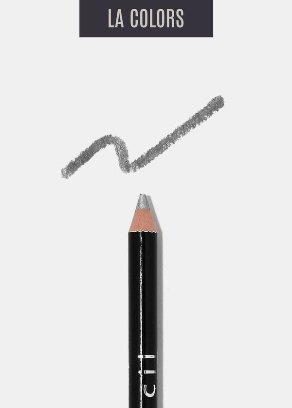 L.A. Colors Eyeliner Pencil - Silver