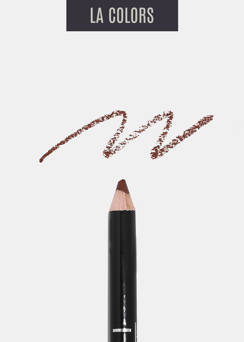 L.A. Colors - Lipliner Pencil - Perfect Brown
