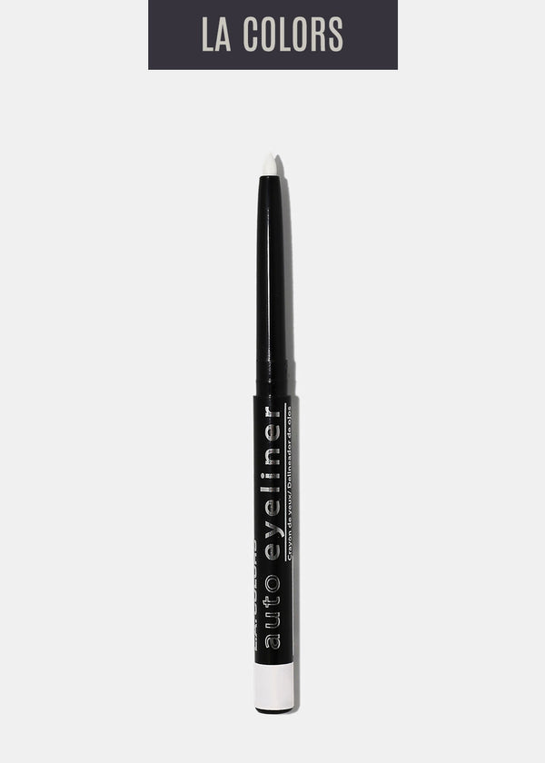 L.A. Colors - Auto Eyeliner - White