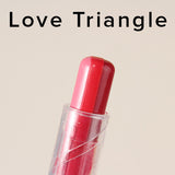 L.A. Colors - 3 Color Lipstick- Love Triangle