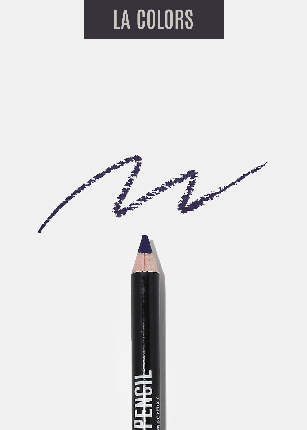 L.A. Colors - Eyeliner Pencil - Navy