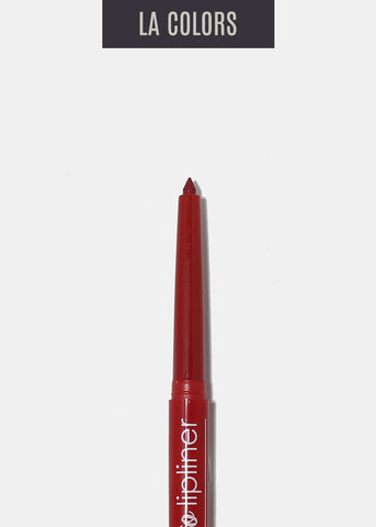 L.A. Colors - Auto Lipliner - Fiery Red