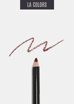L.A. Colors - Eyeliner Pencil - Brown