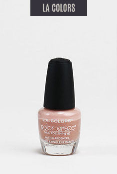 L.A. Colors - Color Craze Nail Polish - Mega Watt