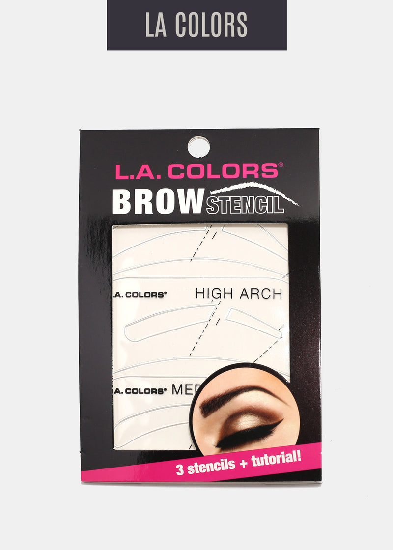 L.A. Colors- Eye Brow Stencil