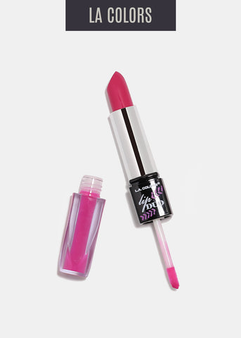 L.A. Colors - Lip Duo Pink Frenzy