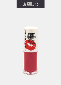 L.A. Colors - Pout Shine Lipgloss Hot Lips