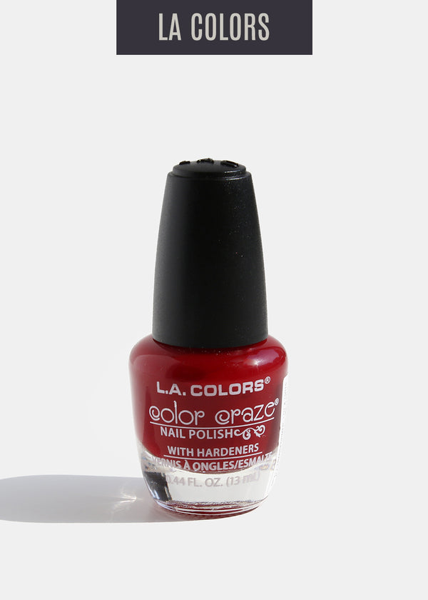 L.A. Colors - Color Craze Nail Polish - Transformer