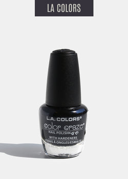 L.A. Colors - Color Craze Nail Polish - Circuits