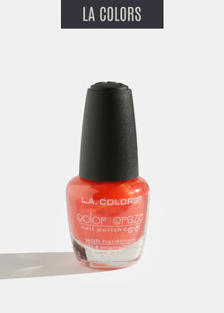 L.A. Colors - Color Craze Nail Polish - Magnetic Force