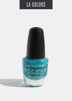 L.A. Colors - Color Craze Nail Polish - Atomic