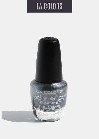 L.A. Colors - Color Craze Nail Polish - Tropical Storm