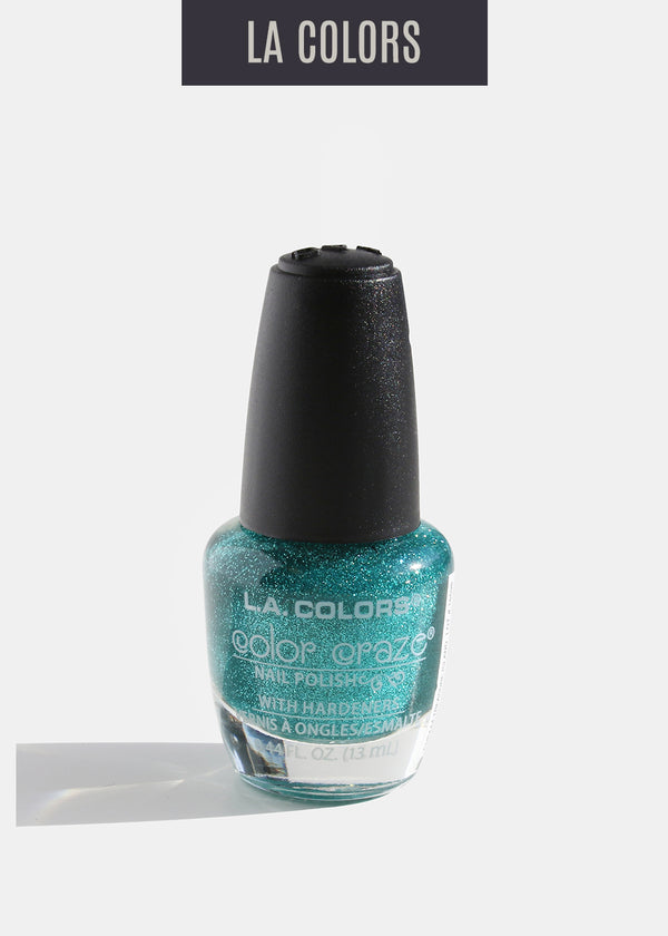 L.A. Colors - Color Craze Nail Polish - Treasure Island