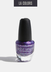 L.A. Colors - Color Craze Nail Polish - Jewel Tone