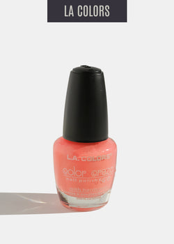 L.A. Colors - Color Craze Nail Polish - Hottie