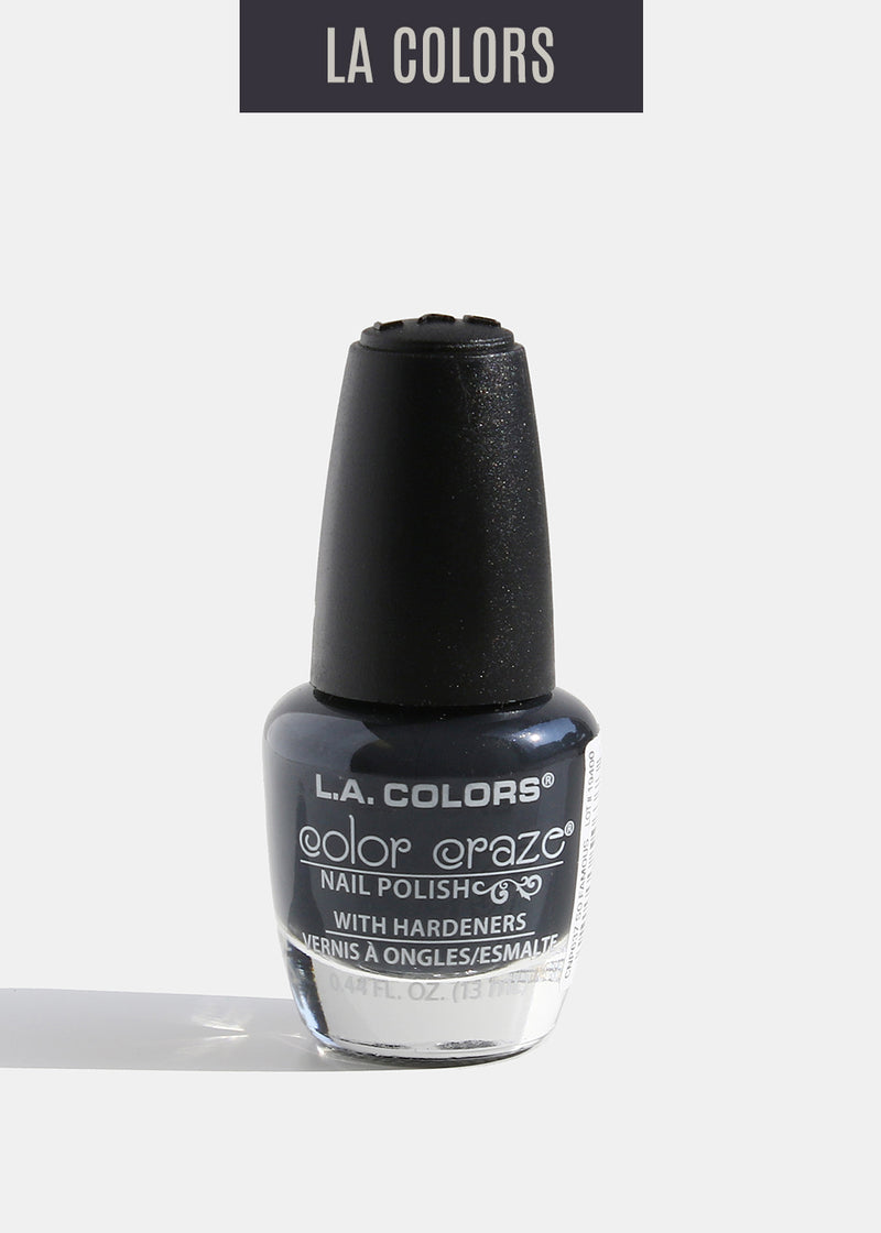 L.A. Colors - Color Craze Nail Polish - So Famous