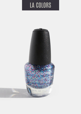 L.A. Colors - Color Craze Nail Polish - Wonderland
