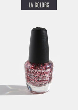 L.A. Colors - Color Craze Nail Polish - Frou Frou