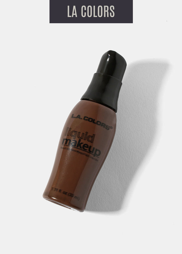 L.A. Colors - Foundation - Ebony