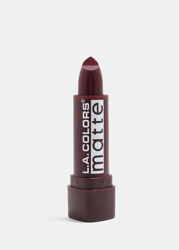 L.A. Colors - Matte Lipstick - Berry Ice