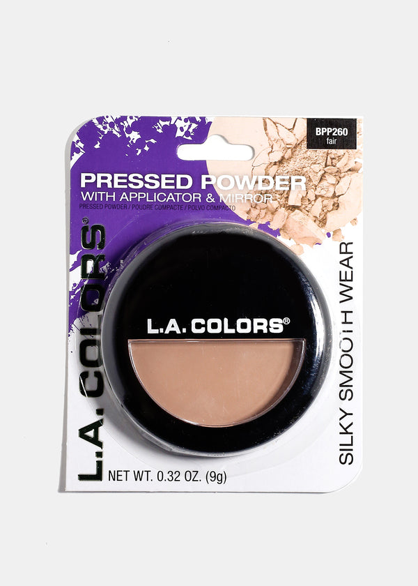 L.A. Colors - Pressed Powder - Fair