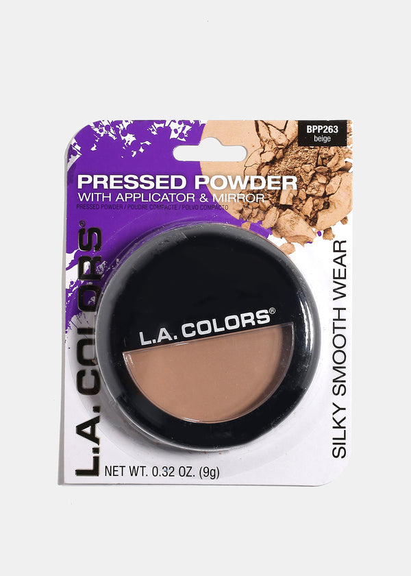 L.A. Colors - Pressed Powder - Beige