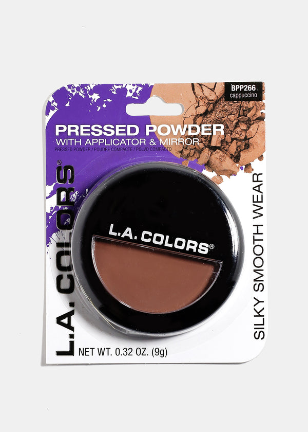 L.A. Colors - Pressed Powder - Cappucino