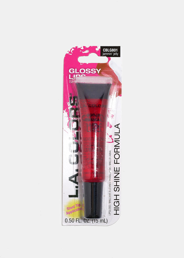 L.A. Colors- Glossy Lips - Jammin' Jelly