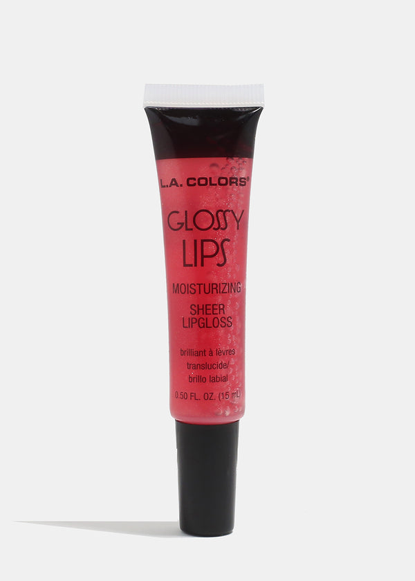 L.A. Colors- Glossy Lips - Watermelon Splash