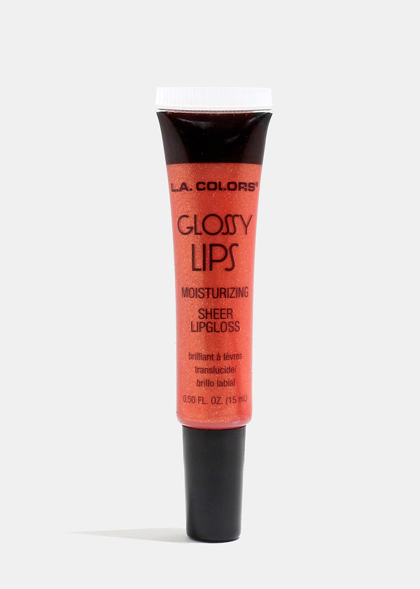 L.A. Colors- Glossy Lips - Popsicle Dream